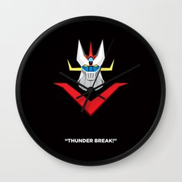 Great Mazinger Wall Clock