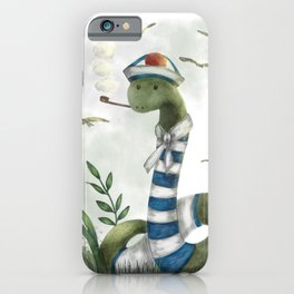 the marin snake  iPhone Case