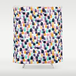 Kaleidoscope, Abstract Painting, Abstract Print, Color Pop, Pattern, Shower Curtain