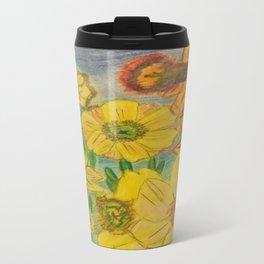Daffies Travel Mug