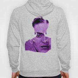 FRIDA - shirt version - blue/purple Hoody