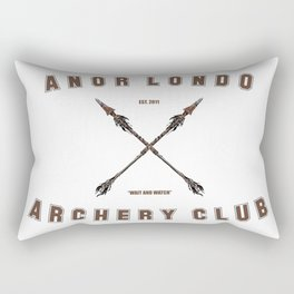 anor londo Rectangular Pillow