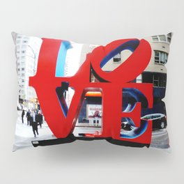 Love Sign Nyc Pillow Sham