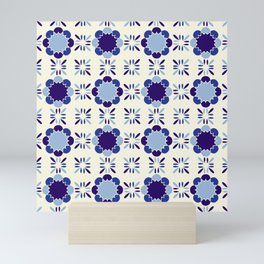 Portuense Tile Mini Art Print