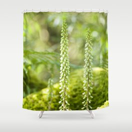The bell plant Shower Curtain