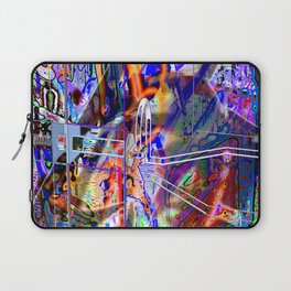 Disrupt All Reductionist Activity In Sector Seven-G! Laptop Sleeve