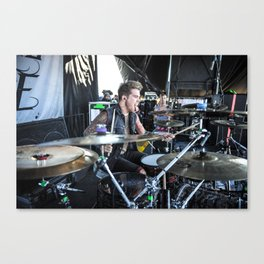 Memphis May Fire Canvas Print