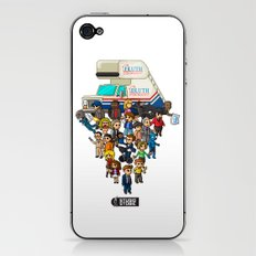 Super Arrested Development  iPhone & iPod Skin
