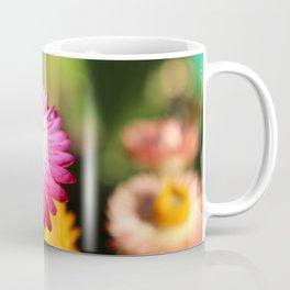 Straw Flowers, Hansville, WA Coffee Mug