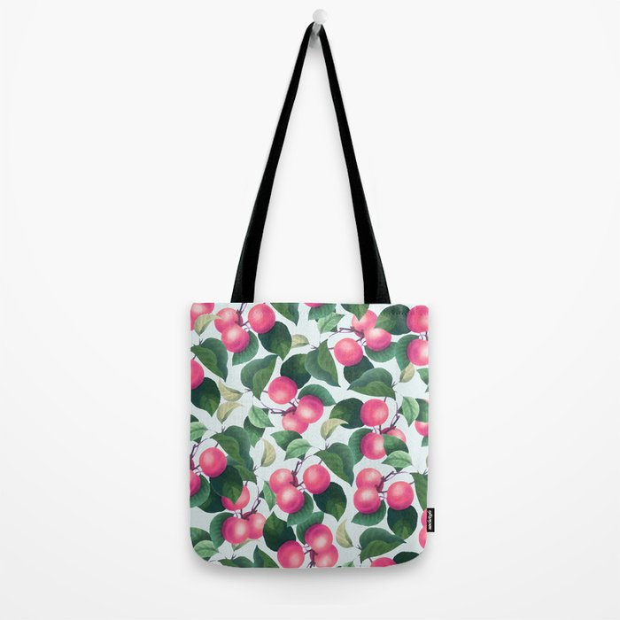 Tropical Fruit V2 #society6 #decor #buyart Tote Bag