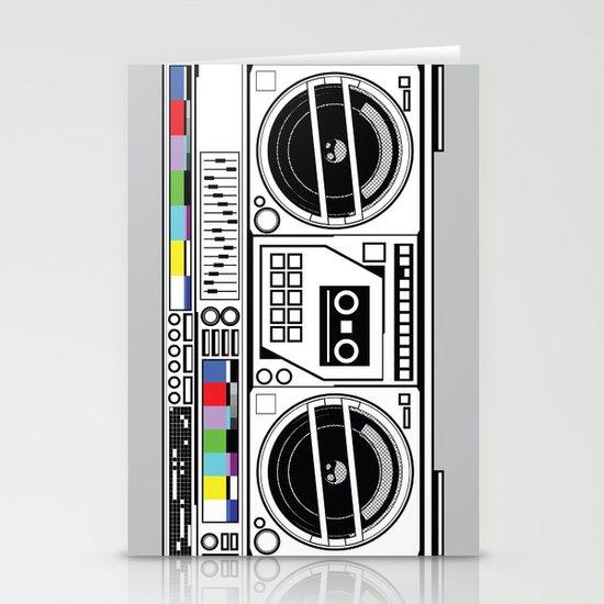 1 kHz #5 Stationery Cards