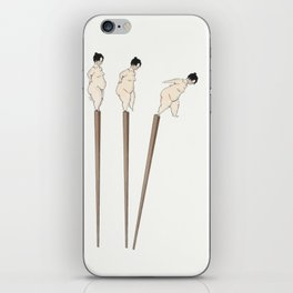 Miso iPhone Skin