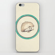 Hedgehog iPhone & iPod Skin