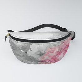ROSES PINK WITH CHERRY BLOSSOMS Fanny Pack