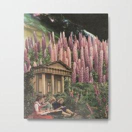 The Garden of Unearthly Delights Metal Print
