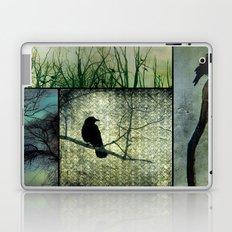 Square Of Crows Laptop & iPad Skin