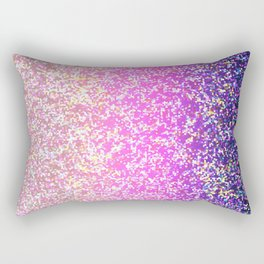 Glitter Graphic Background G104 Rectangular Pillow