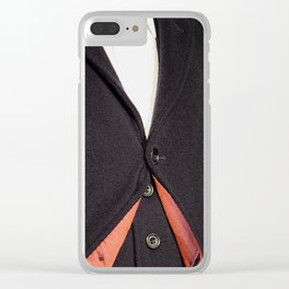 Doctor #12 Clear iPhone Case