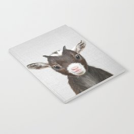 Baby Goat - Colorful Notebook