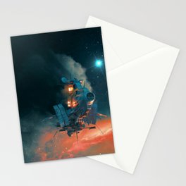 Ghostship 2 Stationery Cards