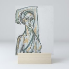 Athena Mini Art Print