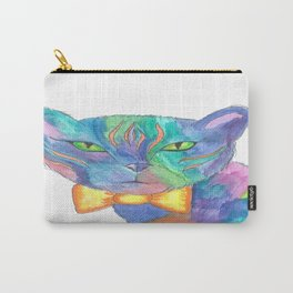Mr. Fancy Paws Carry-All Pouch