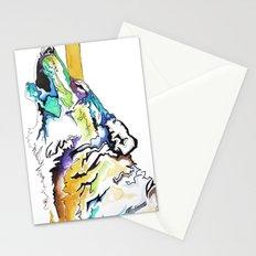 Spirt Wolf I Stationery Cards