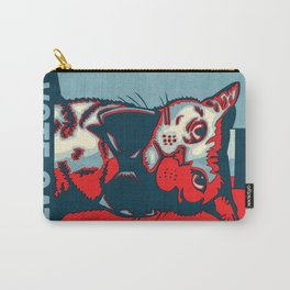 Vote Cat Carry-All Pouch
