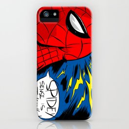 The Spidey Sense iPhone Case