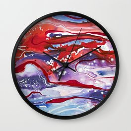 Bloom Spectrum Wall Clock