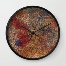 The Mojave Wall Clock