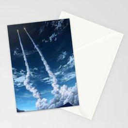 Daburu Space Project Stationery Cards