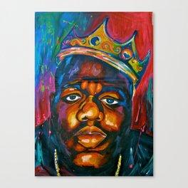 Notorious BIG Canvas Print