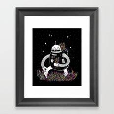 Harvest (The Motive) Framed Art Print