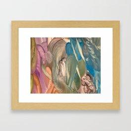 Vica Pota Framed Art Print