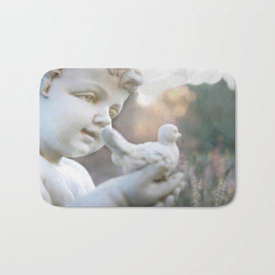 A Angel is Hope Bath Mat