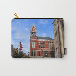 Historic Courthouse Carry-All Pouch