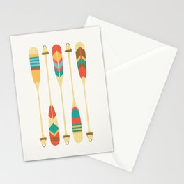 Summer Lake Stationery Cards