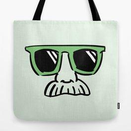 Too Cool (yellow green) Tote Bag