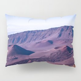 Haleakalā Sunrise On The Summit Maui Hawaii Kalahaku Pillow Sham