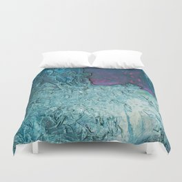 Crumbled Thought Duvet Cover