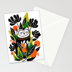 Mossy Cat Stationery Cards