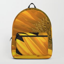 Yellow by Reay of Light Photography Backpack