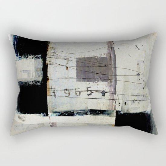 « graphique 1965 » Rectangular Pillow
