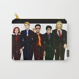 Suitvengers Carry-All Pouch