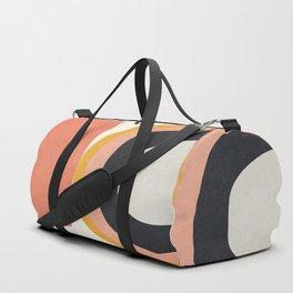 Abstract Art 8 Duffle Bag