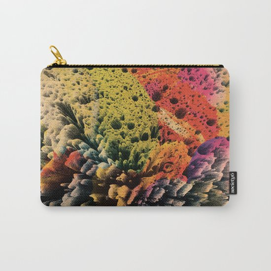 AQUART / PATTERN SERIES 007 Carry-All Pouch