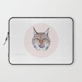 Lynx Lynx portrait Laptop Sleeve