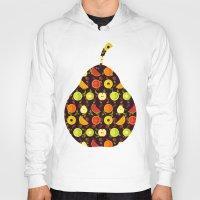 fruit Hoodies featuring FRUIT by badOdds