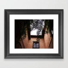 Pure Light Framed Art Print